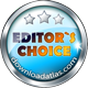 Editors Choice Award from Download Atlas!