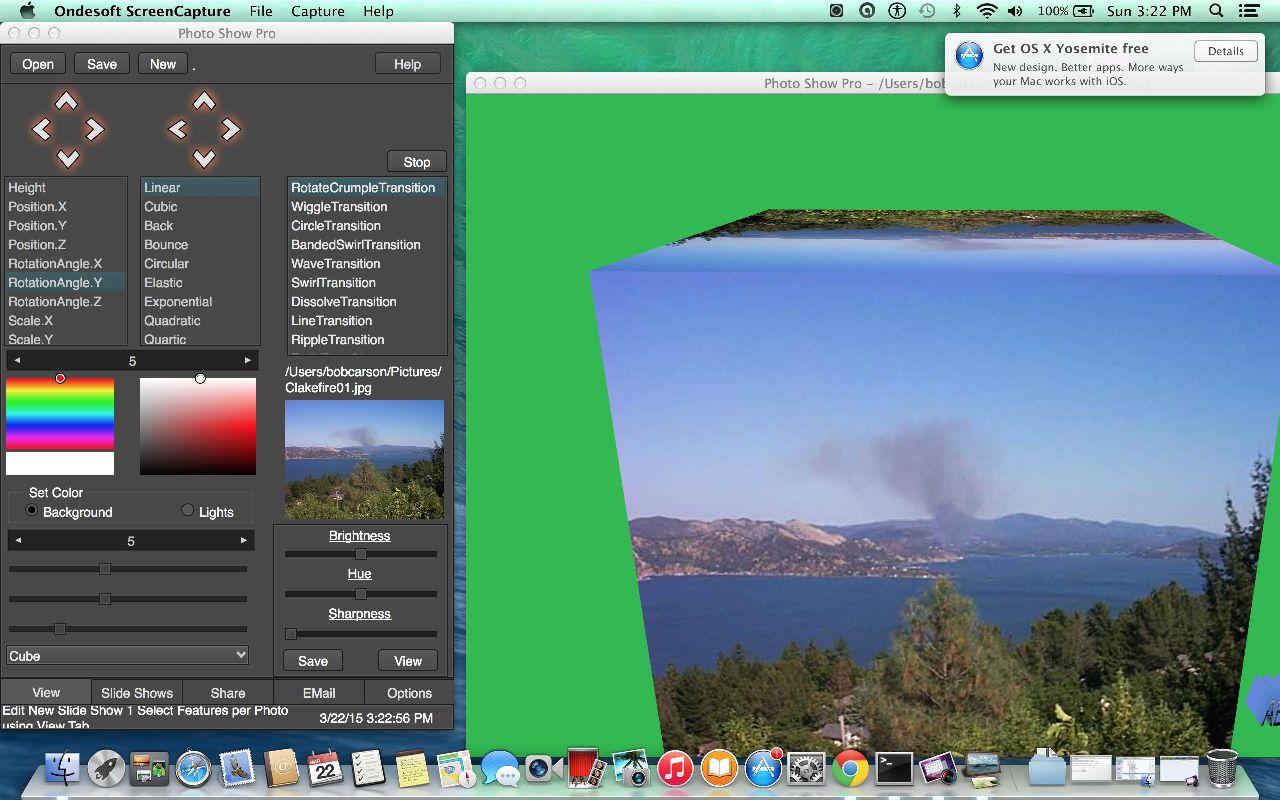 Photo Show Pro Mac